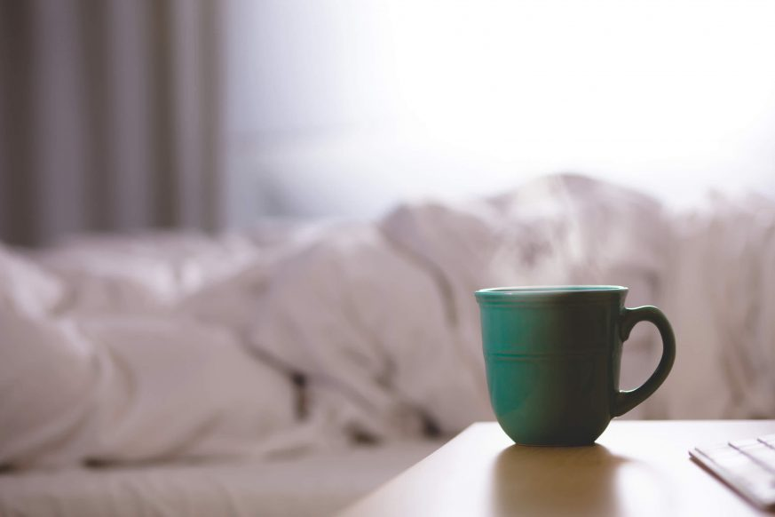 simple morning rituals for peace and productivity