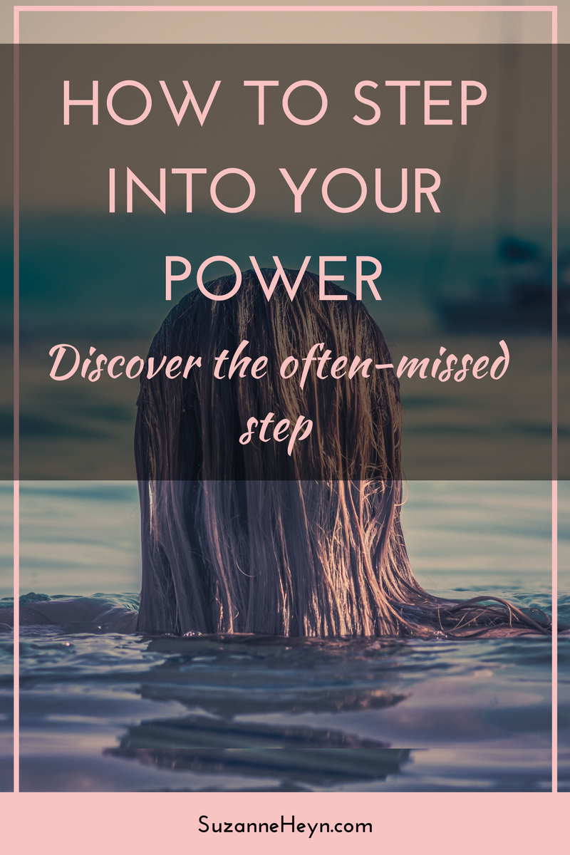 Step into your power | Happiness | Self-Love | Self-Care | Meditation | Happiness | Career | Work | Spirituality