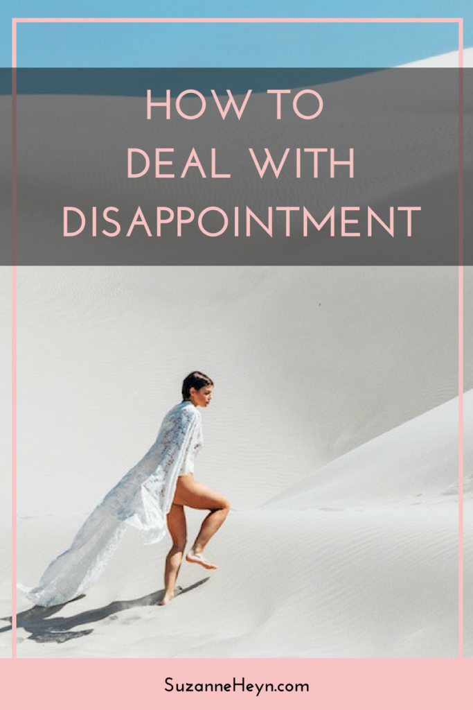 Click through to learn simple steps to deal with disappointment. spirituality meditation emotional healing yoga peace love inspirational quotes self-love self-care