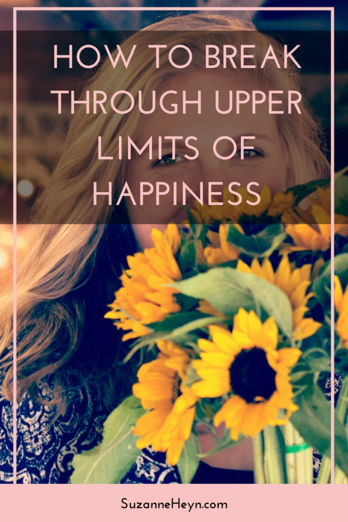 Click through to discover how to break through upper limits of happiness. Spirituality personal development happiness peace love healing inspiration yoga