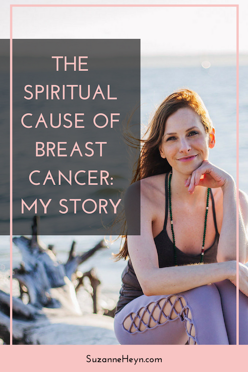 The spiritual cause of breast cancer: my story. Healing. Spirituality. Mindfulness. Be true to you. Life purpose.